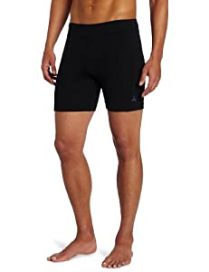 prAna Men's JD Short, Black, Medium
