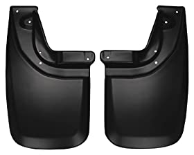 Husky Liners Custom Fit Mudguard for Select Toyota Tacoma Models - Rear