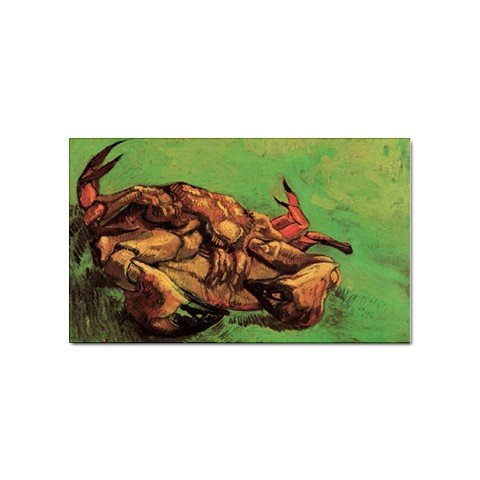 Crab on Its Back By Vincent Van Gogh Magnet