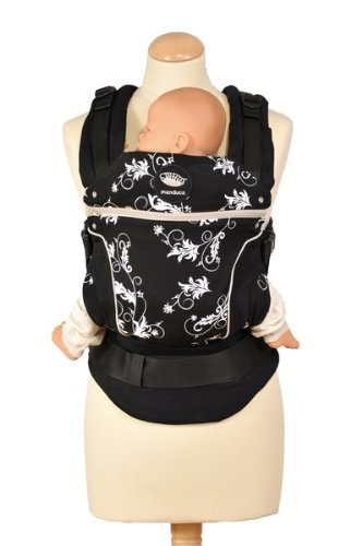 Manduca Baby Carrier JardinNuit (Limited Edition)