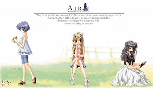 AIR 初回限定版