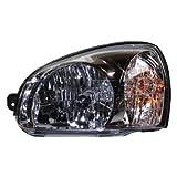 TYC 20-6402-80 Hyundai Santa Fe Driver Side Headlight Assembly