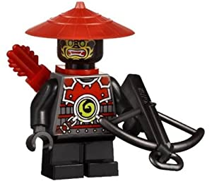Amazon.com: Lego Ninjago 2013 Final Battle Stone Scout Minifigure