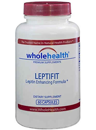 Leptifit Leptin Enhancing Formula, 60 Capsules