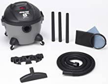 Shop-Vac 5850800 8-Gallon 3 5-Peak HP Quiet Plus Series Wet Dry Vacuum