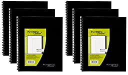 Mead Cambridge Limited Action Planner Business Notebook (06064) Pack Of 6