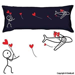 Cute Long Distance Pillow : Amazon.com - BoldLoft