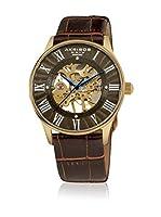 Akribos XXIV Reloj mecánico Man AK499YG 41 mm