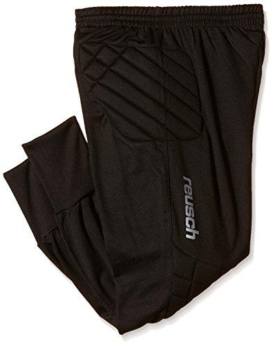 Reusch, Pantaloni da allenamento Unisex adulto, Nero (Black), XL
