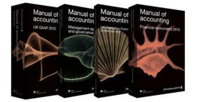 manual-of-accounting-uk-gaap-2010-pricewaterhousecoopers