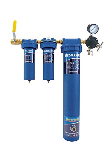 Graco-Sharpe 6760 Dryaire 3 Stage Desiccant Filter System