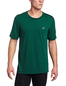 adidas Men's Climaultimate Short-Sleeve Tee