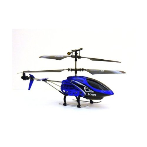 Viefly V789 3 Channel Remote Control Helicopter with Gyro Color May Vary