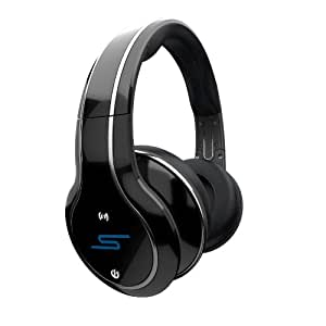 SYNC by 50 Cent Wireless Over-Ear Headphones - Black by SMS Audio (Discontinued by Manufacturer)