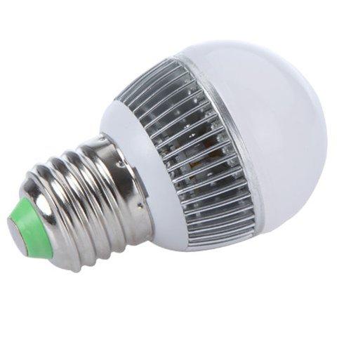 3W Ac110V E27 Led Lamp Pure White Led Bulb