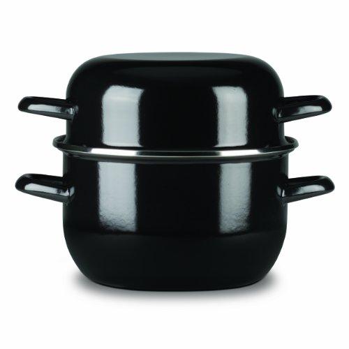 Final Touch MP201 Enamel Mussel Pot