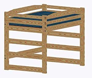 free full size loft bed plans