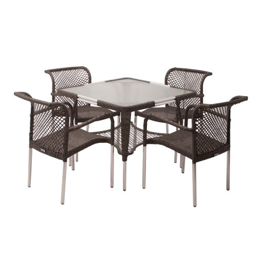 Atlantic Soho 5-Piece Dining Set