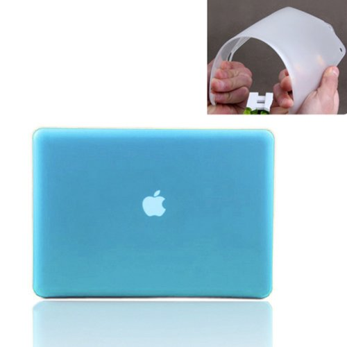 HDE Hard Shell Clip Snap-on Case + Matching Keyboard Skin for Macbook Pro 13 (Non-Retina) - Fits Model A1278