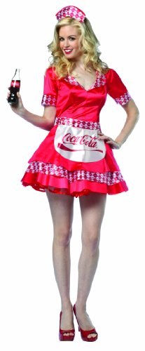 Coca-Cola Soda Girl