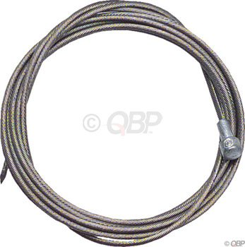 Pyramid bicycle road brake cable 1.6 x 1700 Shimano
