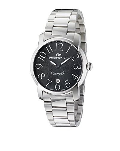 Philip Watch Reloj Couture Plateado 38 mm