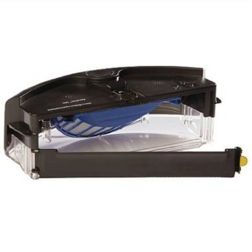 CASSETTO AEROVAC NERO ORIGINALE PER IROBOT ROOMBA SERIE 500 510 521 530 531 532 534 535 536 540 550 551 555 560 562 563 564 PET 565 570 572 577 580 581 590 600 610 620 625 11702 80501 80601 GD-Roomba-500 SP530-BAT VAC-500NMH-33 R3