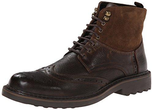 Robert Wayne Men'S Lino Boot,Dark Brown,11 D Us