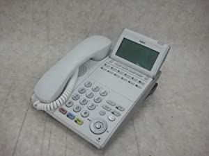 DTL-12D-1D(WH)TEL NEC AspireX 12ボタンデジタル多機能電話機(WH) ビジネスフォン