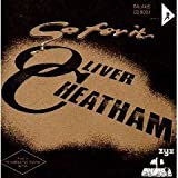 Oliver Cheatham Go For It [CD Album, 8 Tracks, incl. S.O.S., Can't Wait For Saturday Night, Wishing On A Star etc.]