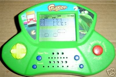 Buy Hasbro Frogger Handheld Game