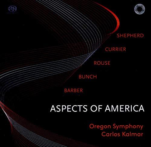 SACD : Carlos Kalmar - Aspects Of America (Hybrid SACD)