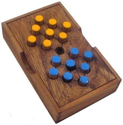 Cheap Winshare and Games Switch Eight Wooden Brain Teaser Puzzle (B005IDO6ZE)