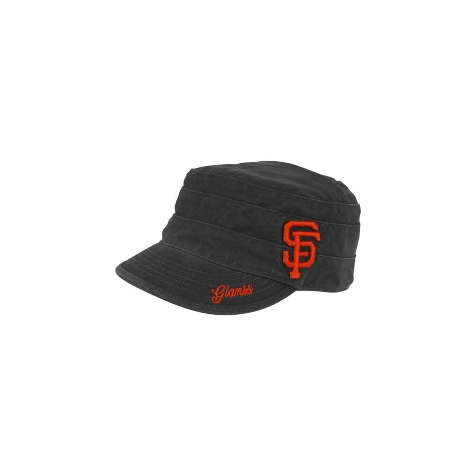 47 Brand San Francisco Giants Womens Galaxy Military Adjustable Hat