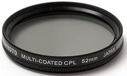 AGFA Digital Multi-Coated Circular Polarizing (CPL) Filter 52mm APCPF52