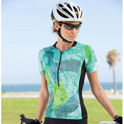 Image of Terry 2012 Women's Touring Short Sleeve Cycling Jersey PLUS - 630093 (B0084HFAOW)