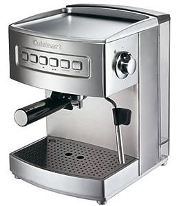Cuisinart EM200U Espresso Coffee Maker Chrome