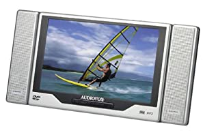 Audiovox D1020 10-Inch Portable DVD Player