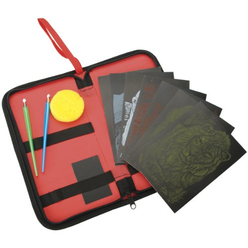 Royal and Langnickel Big Kids Keep N Carry Engraving Art Set