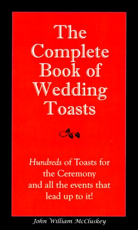 Best Man Speeches and Wedding Toasts from Amazon