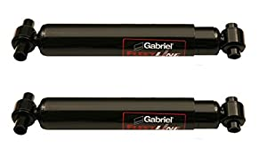 2 Mack Truck and Volvo Truck Suspension Shocks Gabriel 85066, Replaces 20551628