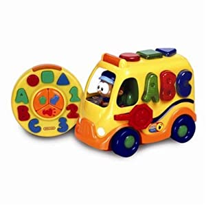 Shelcore - Learn 'n Go R/C School Bus