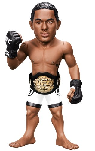 UFC Ultimate Collector Series 13 Benson Henderson Action Figure, Championship Edition - 1