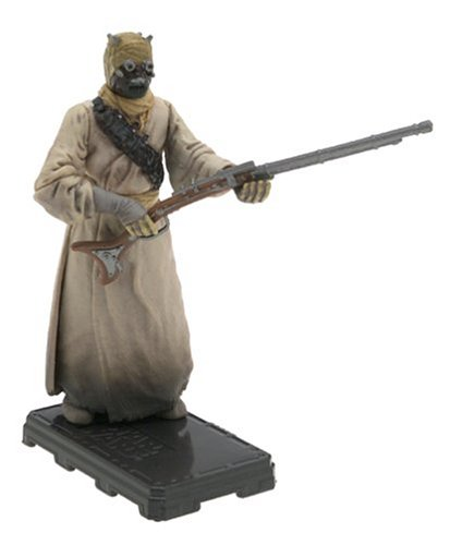 Buy Low Price Hasbro Star Wars: Original Trilogy Collection Tusken Raider Action Figure (B00069PF00)