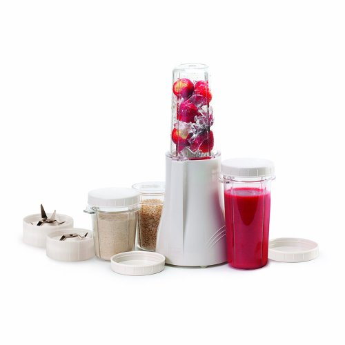 Tribest PB-250 BPA Free Personal Blender, Complete Blender and Grinder Package