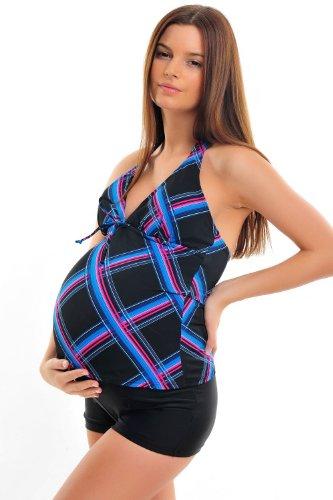 pregnancy-tankini-two-pieces-1008-f3010-black-karo-look-size-16