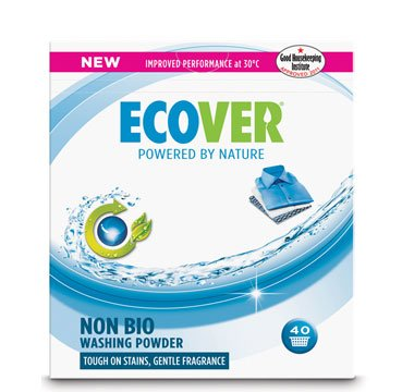 Ecover Washing Powder Conc. Non Bio 3000g * 3