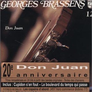 Georges Brassens - Volume 12  Don Juan - Zortam Music