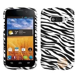 MYBAT Zebra Skin Phone Protector Cover Compatible With ZTE N9101 (Imperial) (Zte Imperial N9101 compare prices)