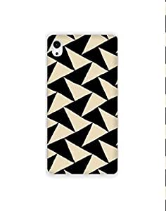Sony Xperia M4 nkt02 (72) Mobile Case by Mott2 - Abstract Art Form (Limited Time Offers,Please Check the Details Below)